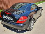 Mercedes-Benz SLK 200 2009 года за 7 900 000 тг. в Караганда – фото 3