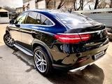 Mercedes-Benz GLE Coupe 400 2015 года за 25 500 000 тг. в Алматы – фото 4