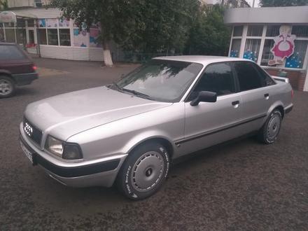 Audi 80 1993 года за 1 500 000 тг. в Петропавловск – фото 10