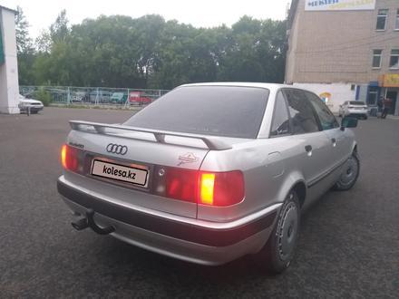Audi 80 1993 года за 1 500 000 тг. в Петропавловск – фото 2