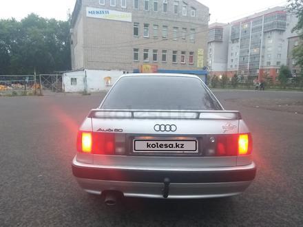 Audi 80 1993 года за 1 500 000 тг. в Петропавловск – фото 4
