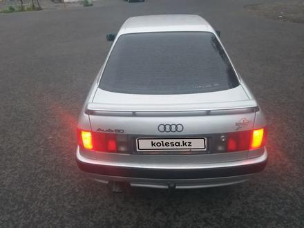 Audi 80 1993 года за 1 500 000 тг. в Петропавловск – фото 5
