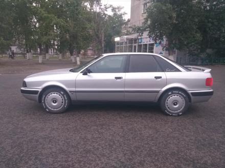 Audi 80 1993 года за 1 500 000 тг. в Петропавловск – фото 6