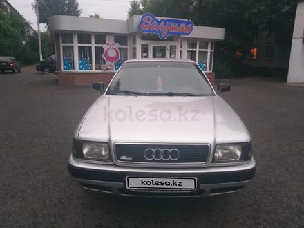 Audi 80 1993 года за 1 500 000 тг. в Петропавловск – фото 8