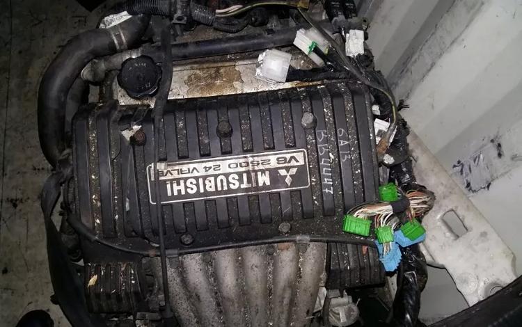 Контрактный двигатель 6А13 на Мицубиси за 180 000 тг. в Семей