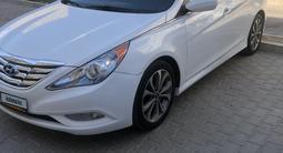 Hyundai Sonata 2014 года за 4 444 444 тг. в Актау