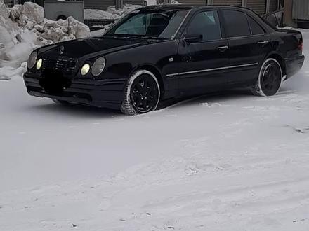 Mercedes-Benz E 240 1997 года за 1 650 000 тг. в Павлодар – фото 4