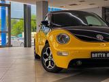Volkswagen Beetle 2000 года за 3 490 000 тг. в Алматы – фото 4