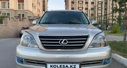 Lexus GX 470 2003 года за 8 650 000 тг. в Нур-Султан (Астана) – фото 3