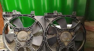 Вентилятор на радиатор охлаждения двигателя за 10 000 тг. в Алматы
