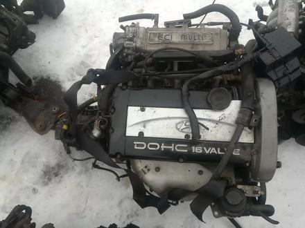 Двигатель DOCH митсубиси, хюндай за 111 111 тг. в Костанай – фото 2