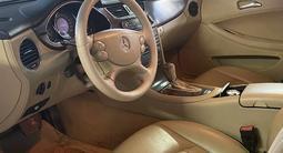 Mercedes-Benz CLS 350 2005 года за 3 000 000 тг. в Уральск – фото 4