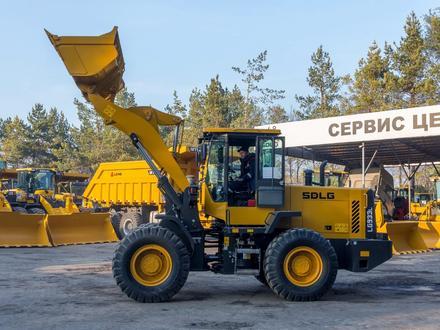 SDLG  Погрузчик фронтальный SDLG 933 L, 1,8кубовый, 3 тонник 2021 года в Нур-Султан (Астана) – фото 2