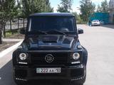 Накладка на капот Brabus за 45 000 тг. в Алматы – фото 4