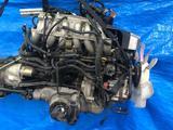 Двигатель Nissan Laurel GNC35 rb25de 2000 за 210 328 тг. в Алматы – фото 4
