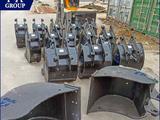 Ковши для экскаваторов-погрузчиков HIDROMEK, JCB, CAT, HITACHI в Шымкент