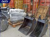 Ковши для экскаваторов-погрузчиков HIDROMEK, JCB, CAT, HITACHI в Шымкент – фото 2