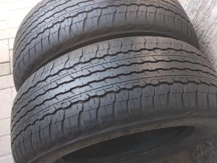265.60.R18-пара Dunlop AT22 Grandtrek за 35 000 тг. в Алматы – фото 2