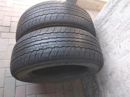 265.60.R18-пара Dunlop AT22 Grandtrek за 35 000 тг. в Алматы – фото 3