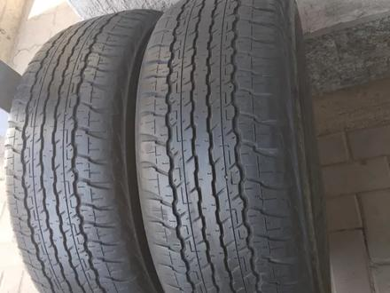 265.60.R18-пара Dunlop AT22 Grandtrek за 35 000 тг. в Алматы – фото 5