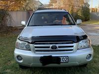 Toyota Highlander 2004 года за 7 700 000 тг. в Алматы