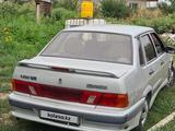 ВАЗ (Lada) 2115 (седан) 2004 года за 700 000 тг. в Алматы – фото 4