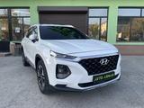Hyundai Santa Fe 2020 года за 16 200 000 тг. в Шымкент