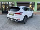 Hyundai Santa Fe 2020 года за 16 200 000 тг. в Шымкент – фото 3
