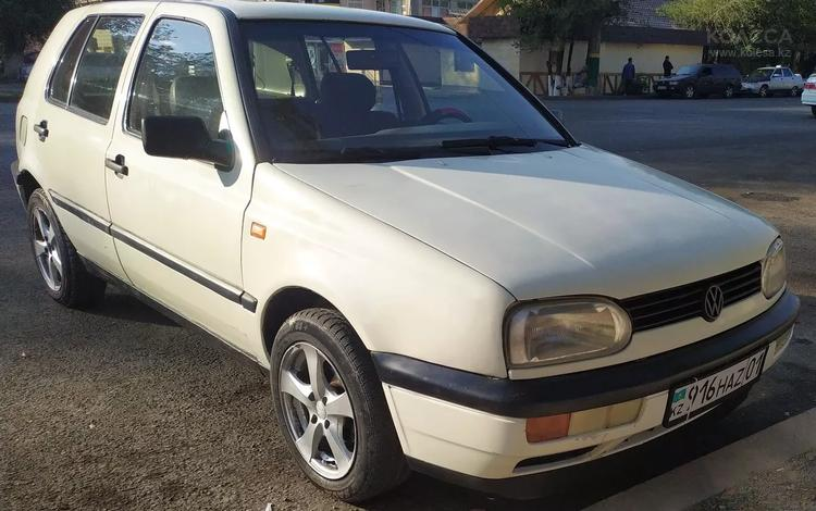 Volkswagen Golf 1993 года за 1 100 000 тг. в Тараз