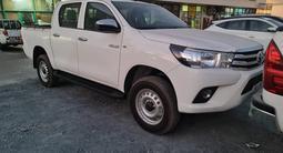 Toyota Hilux 2019 года за 15 937 000 тг. в Актау
