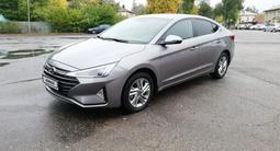 Hyundai Elantra 2019 года за 9 200 000 тг. в Алматы