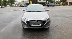 Hyundai Elantra 2019 года за 9 200 000 тг. в Алматы – фото 2