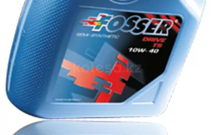 Моторное масло Fosser Drive RS 10w60 (для гоночных нагрузок) 5 литров за 17 000 тг. в Алматы