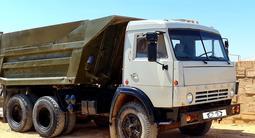 КамАЗ  5511 1990 года за 2 700 000 тг. в Актау – фото 3