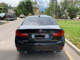 Lexus GS 350 2013 года за 11 200 000 тг. в Алматы – фото 4