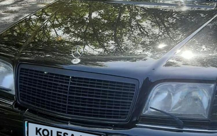 Mercedes-Benz S 500 1995 года за 2 800 000 тг. в Усть-Каменогорск