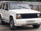 Jeep Cherokee 1992 года за 950 000 тг. в Алматы – фото 2