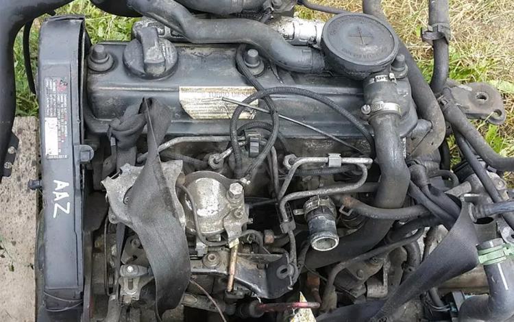 Контрактны дизельный двигатель, привозной мотор из Германии за 140 000 тг. в Караганда