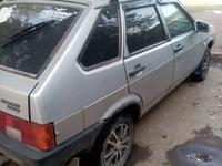 ВАЗ (Lada) 2109 (хэтчбек) 2002 года за 400 000 тг. в Уральск