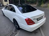 Mercedes-Benz S 550 2010 года за 12 000 000 тг. в Алматы – фото 2