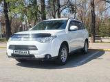 Mitsubishi Outlander 2013 года за 7 500 000 тг. в Алматы