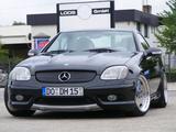 Обвес Amg для Mercedes Benz W170 (R170) за 60 000 тг. в Жанаозен