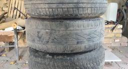 Комплект дисков на 15 с колпаками и резиной за 25 000 тг. в Алматы – фото 3