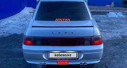 ВАЗ (Lada) 2110 (седан) 2001 года за 670 000 тг. в Костанай