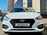 Hyundai Accent 2017 года за 3 980 000 тг. в Нур-Султан (Астана) – фото 2