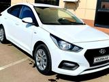 Hyundai Accent 2017 года за 3 980 000 тг. в Нур-Султан (Астана) – фото 4