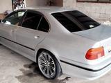 BMW 523 1998 года за 1 400 000 тг. в Алматы – фото 2