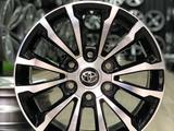 Prado Toyota Land Cruiser диски за 155 000 тг. в Алматы