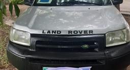 Land Rover Freelander 2002 года за 2 500 000 тг. в Усть-Каменогорск