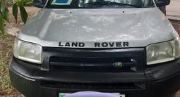 Land Rover Freelander 2002 года за 2 500 000 тг. в Усть-Каменогорск – фото 4